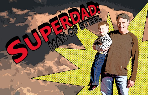 Super Dad: Man of Steel