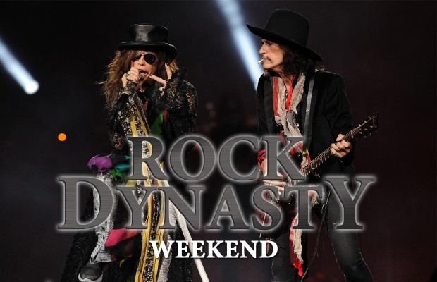 Rock Dynasty Weekend