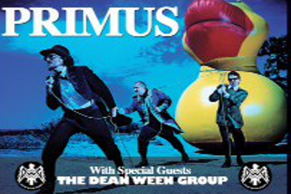 Primus and Dean Ween at Tag's June 27th!
