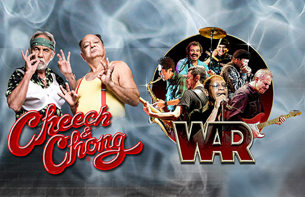 Win tickets: Cheech and Chong with War